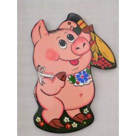Доска разделочная - Свинка