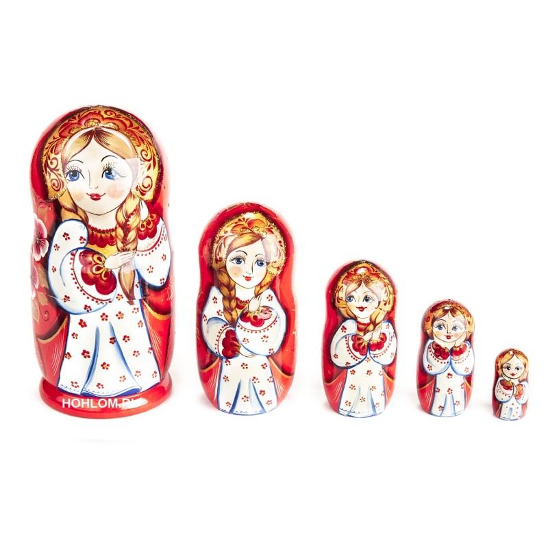 Матрешка Всеслава