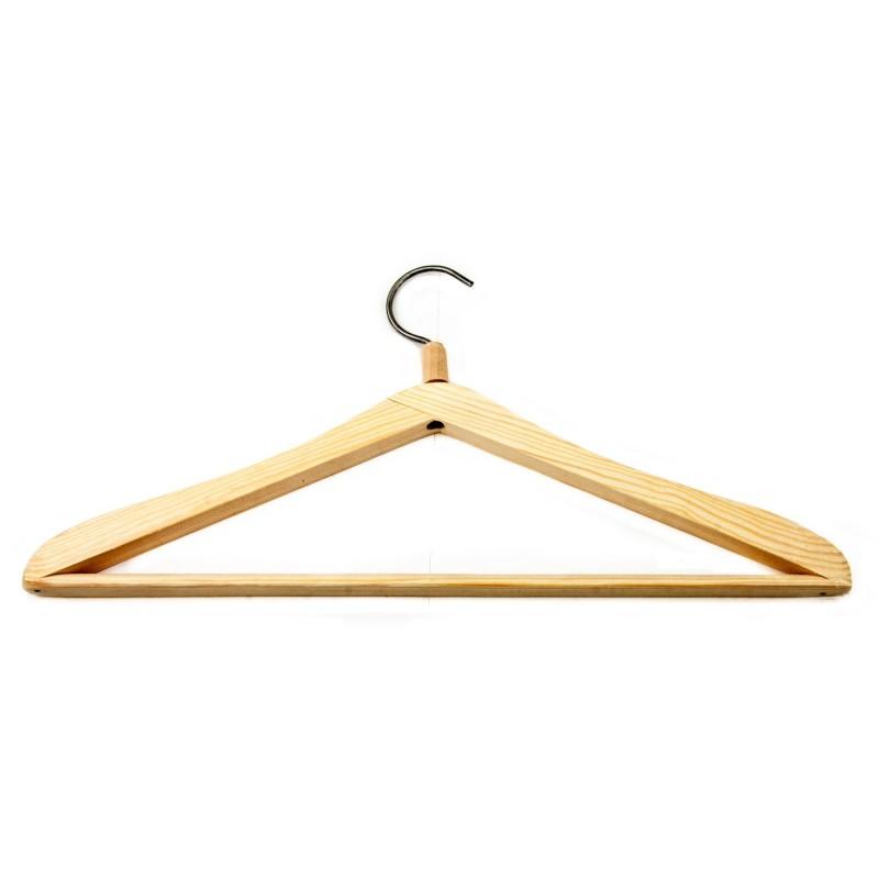 Вешалки плечики деревянные для одежды